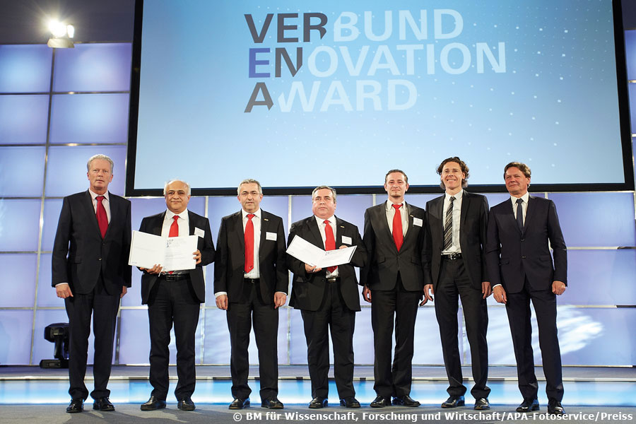 HERZ Energietechnik al premio nazionale sull'innovazione 2016!