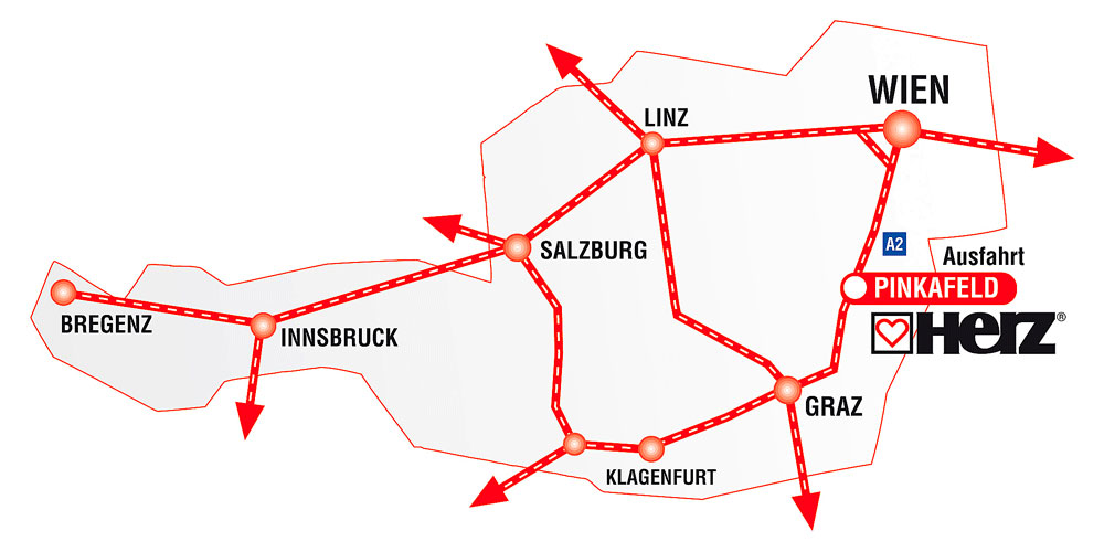 Initiativbewerbung- Karriere in Österreich
