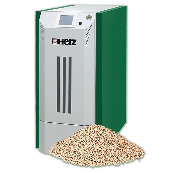 HERZ Pelletskessel pelletstar 10-60 T-Control