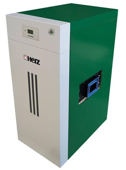 HERZ pelletfire 20-40 T-Control - HERZ Energietechnik