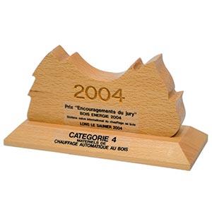 Herz Energietechnik Auszeichnung 2004