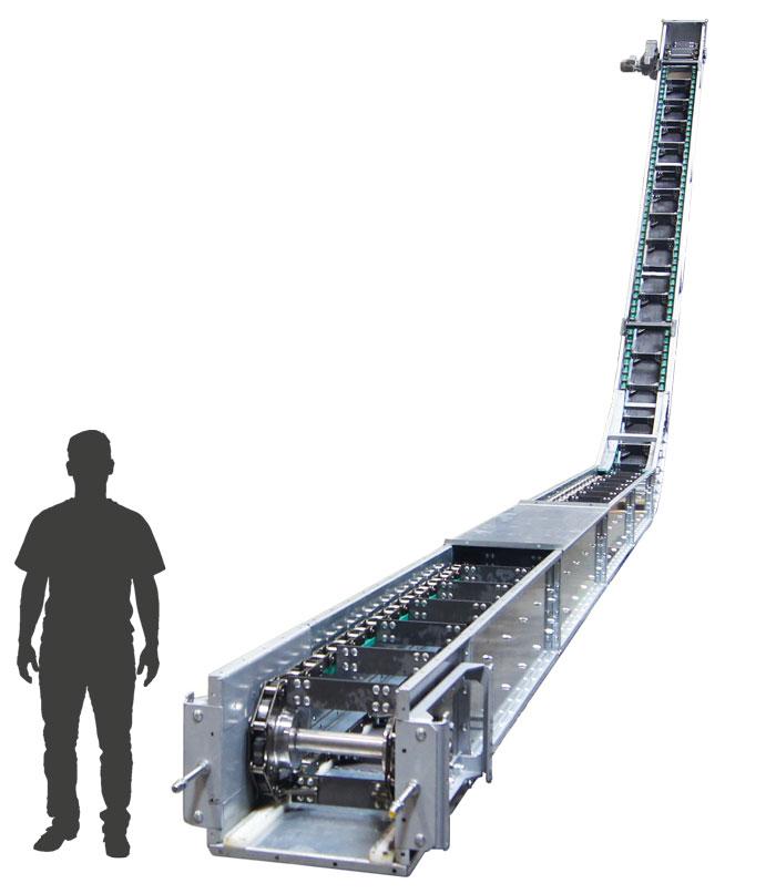 Scraper Chain Conveyors Herz Energietechnik