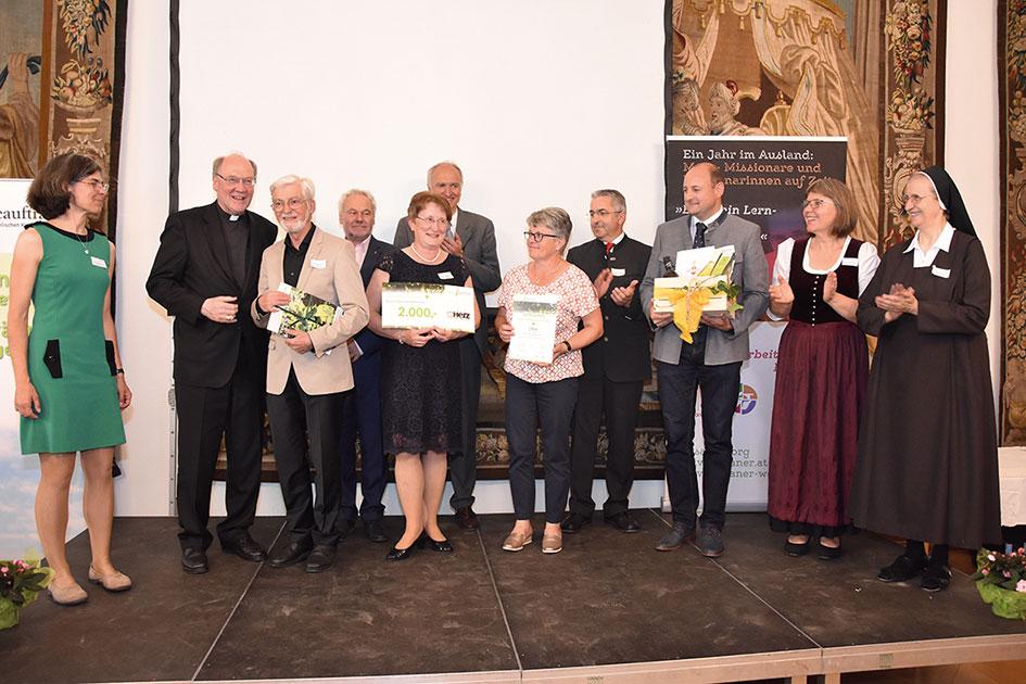 """HERZ sponsert """"Kirchlichen Umweltpreis Österreich 2018"""""""