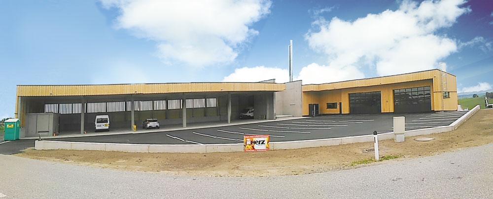 Gemeinde Grünbach setzt auf erneuerbare Energie