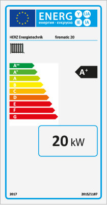 Energielabel-firematic
